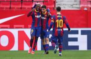 Barcelona pokonuje Sevillę! Trzy punkty zdobyte w dobrym stylu
