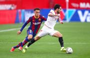 Sergiño Dest: W środę postaramy się zagrać tak samo, presja jest po naszej stronie