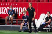 Marca: Jak Sevilla Lopeteguiego zagra w środę na Camp Nou?
