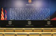 Komunikat FC Barcelony ws. wejścia policji do biur na Camp Nou