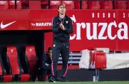 Julen Lopetegui: Barcelona też powinna kończyć mecz w dziesiątkę; musimy przełknąć tę truciznę