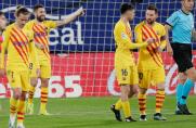 Barcelona spełnia obowiązek i wywiera presję na zespołach z Madrytu