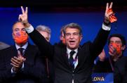 Joan Laporta: Najlepsze, co można zrobić dla Barcelony, to ją kochać