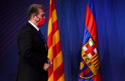 Joan Laporta: Messi, Piqué i Alba pogratulowali mi