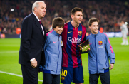 Carles Rexach: Nigdy nie można skreślać Barcelony