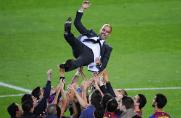 Pep Guardiola: W 2012 roku piłkarze Barçy byli pieprzonymi mordercami
