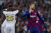 AS: Podział w szatni Barcelony ws. dzisiejszego meczu Realu Madryt z Liverpoolem