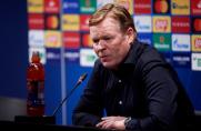 Ronald Koeman: To dziwne, że po jednym przegranym meczu muszę odpowiadać na pytania o moją przyszłość