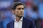 Marcelino: Myślenie, że odbierzemy piłkę Barcelonie, jest oderwane od rzeczywistości