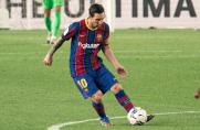 Messi: Zawsze przyjemnie jest wznosić puchar do góry