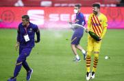 Gerard Piqué: Jeśli zakończymy sezon z mistrzostwem i Pucharem Króla, to będzie więcej niż dobry sezon
