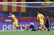 Wspaniały występ Frenkiego de Jonga w finale Pucharu Króla