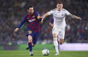 Besoccer: Barça i Real Madryt płacą swoim piłkarzom najwyższe pensje w czołowych ligach Europy