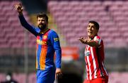 Atlético zachowało czyste konto na Camp Nou po raz pierwszy od ponad 30 lat