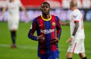 Mundo Deportivo: Występ Ousmane'a Dembélé jednym z niewielu taktycznych pozytywów wczorajszego meczu z Levante